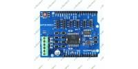 L298P Shield R3 DC Motor Driver Module 2A H-Bridge 2 way
