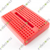 Mini Red Solderless Prototype Breadboard 170 Tie-points SYB-170