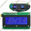 Blue Display Serial IIC/I2C/TWI 20X4 2004 Character LCD
