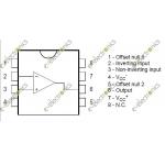 TL071 Operational Amplifier