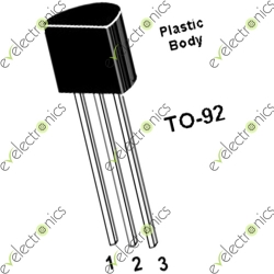 LM334Z Adjustable Current Source IC