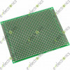 Double-Side Universal PCB Veroboard Doted FR4 (7x9cm)