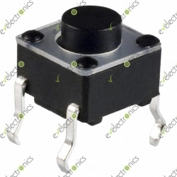 Tactile Tact Push Button Switch 6X6X5mm 4-pin DIP