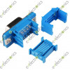 DB9 Male Connector (Ribbon Cable)