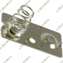 Battery Spring With Gasket