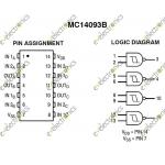 MC14093BCP
