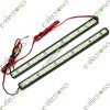 High power 15LED DRL Xenon White Daytime Light 2 Pieces