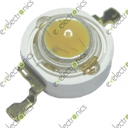 High Power LED 1W Beads 100-110LM White