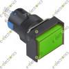 LAZ16-11S Push Lock with Green 12VDC Light