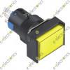 LAZ16-11S Push Lock with Light Yellow (220VAC)