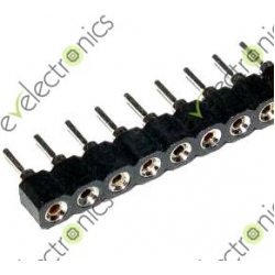 40Pin Round Female Header Strip