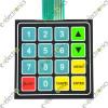 PVC Flexible Keypad 4x4