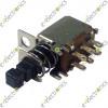 Push Lock Uni-Direction DPDT