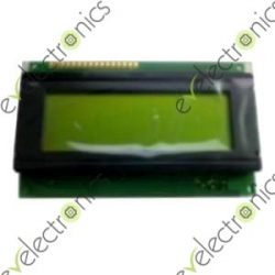 20x4 2004 Green Character Display with Backlight LCD