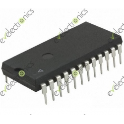 74LS673 (Big) 16-bit serial-in serial-out shift register