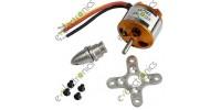 RC 2200KV Motor Outrunner 2212-6 ESC 30A Powerful hv2n