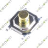 Waterproof Tact Switch 4X4X4.3MM SMD