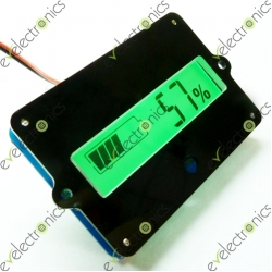 36V Lead Acid Battery Capacity Indicator LCD