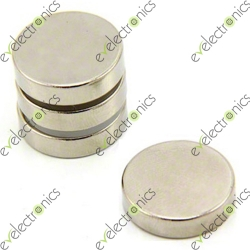 Strong N35 Neodymium Magnets Disc Cylinder Rare Earth 8x2mm