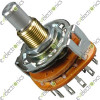 4 Pole 4 Position Rotary Switch