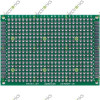 Double-Side Universal PCB Veroboard Doted FR4 (5x7cm)