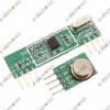 433MHz Superheterodyne RF Link kit 3400 ARM MCU Transmitter & Reveiver
