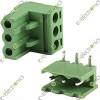 BLOCK Connector 2EDGK L-Type 3POS 5.08MM 300V 15A