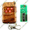4CH RF Wireless Remote Control Transmitter and Receiver