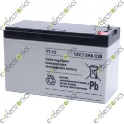 Leooh Maintenance-free Sealed Lead-Acid battery 12V 7.2 AH