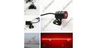 Auto/Car Laser Fog Light Rear Anti-Collision Taillight Warning Signal Light