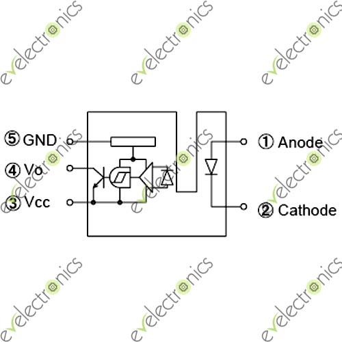 usensor  5 pin
