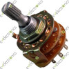 2 Pole 5 Position Rotary Switch