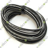Jumper Wire Black and White Pair AWG22 1mm (Per Meter)