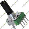 12mm Potentiometer 100k (4 Pin)