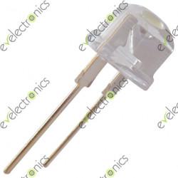 8mm Straw Hat LED