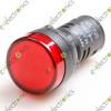 Red Neon Indicator Signal Light Lamp 12VDC 22mm HQ