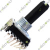 Model P140 10K Commercial Potentiometer 7 Pin
