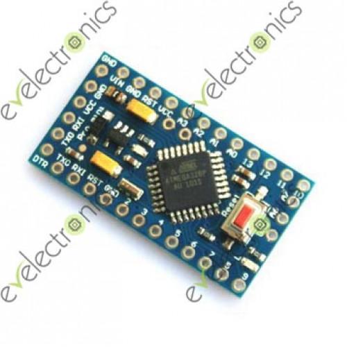 Arduino mini pro atmega p v mhz nano size