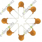 33 pF 33pF 50V Ceramic Disc Capacitor