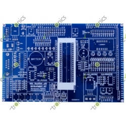 PCB 8051 Development Board
