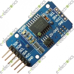 DS3231 AT24C32 IIC precision Real time clock memory module
