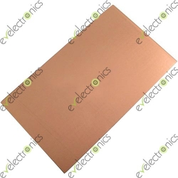 Copper Clad PCB 4x6 inches Single Side