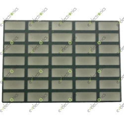 5x7 Matrix Green (4.4x3.1cm)