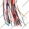 16 Core Jumper Wire Multicolour AWG27 (Per Foot)