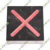 Single Segment - Red(2x2cm)