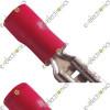 Crimp Female Spade Terminal Connector 2.5mm (Red)