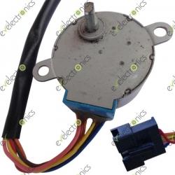 12VDC Stepper Geared Motor (MP35EA)