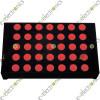 5x7 Matrix Red (2.3x3.9cm)