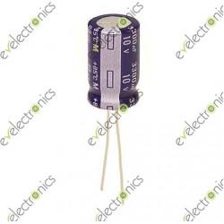 3300uF 10V Polar Radial Electrolytic Capacitor