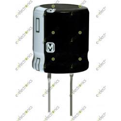 100uF 100V Polar Radial Electrolytic Capacitor